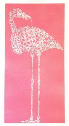 Koronkowy Flaming. Jasny róż. | 550,00zł