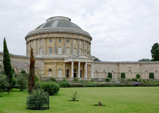 Ickworth House is a country house near Bury St. Edmunds, Suffolk, England
