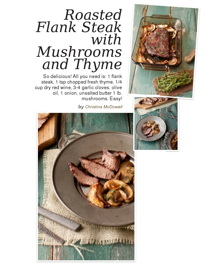 ... All about mushrooms | Pinterest | Flank Steak, Steaks and Mushrooms
