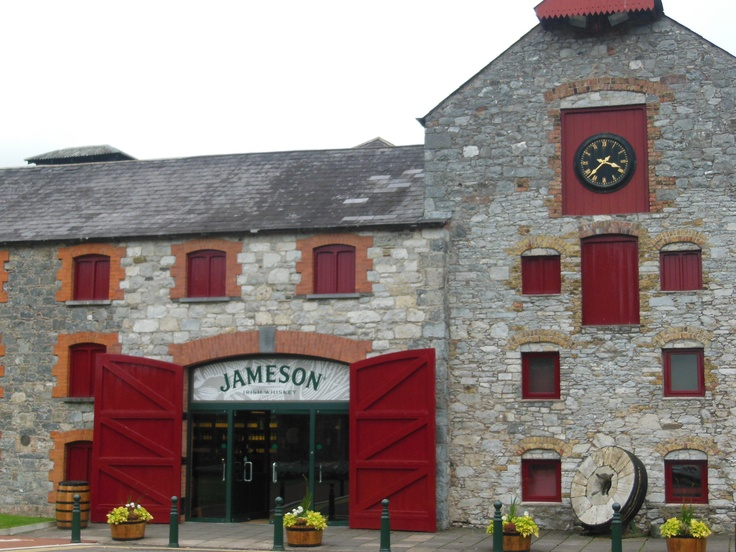 Jameson Whiskey Distillery, Middleton, County Cork, Ireland