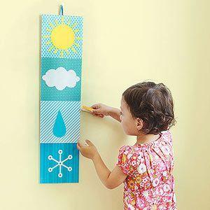 Informieren Sie Ihr Kind über das Wetter – und er…