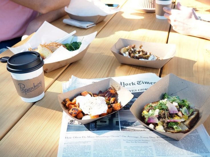 Austin's newest food trailer, Paperboy, serves up the best breakfast in town that's worth getting out of bed for!