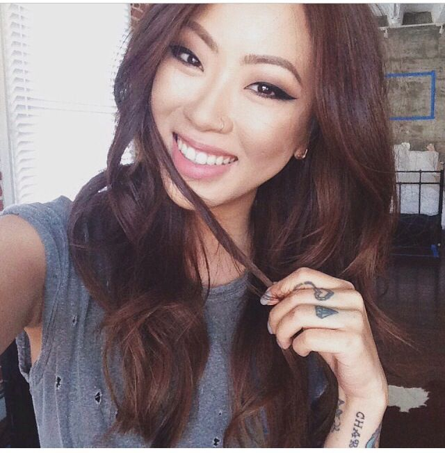 Monolid. Asian. Make up idea