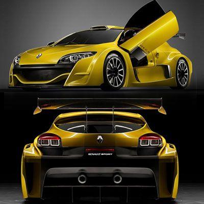 Renault Megane Trophy Sport Auto Photos On Better Parts LTD