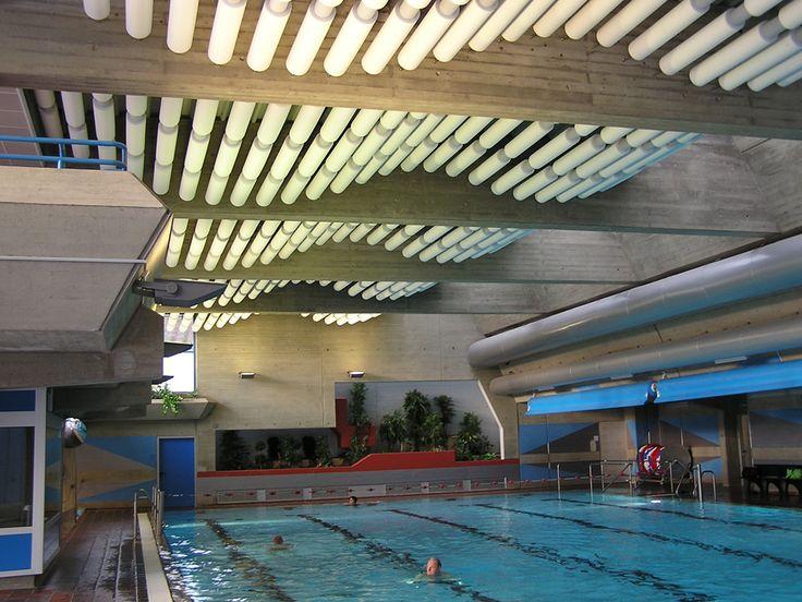Sonex® Rondo Sound Baffle - Pool