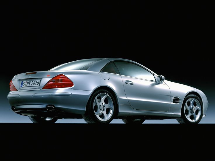 Mercedes-Benz SL 350 Mille Miglia Edition (R230) '2003