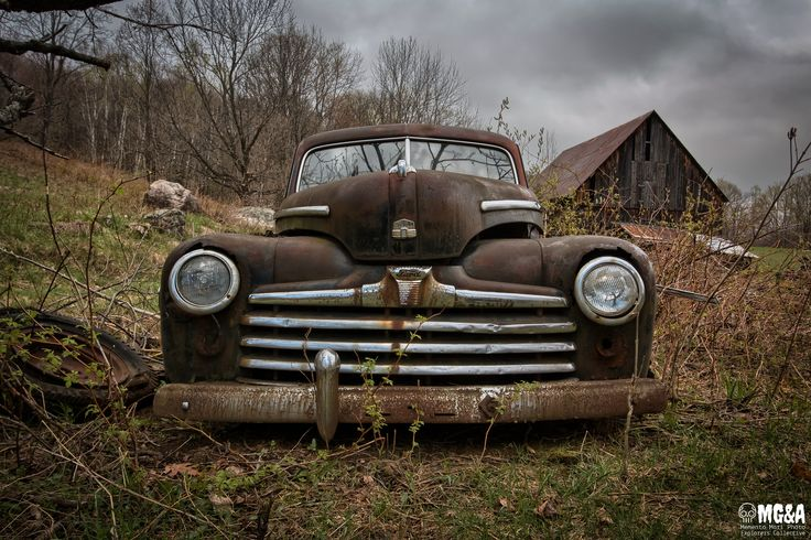 There S A Ford In Your Future Cool Old Cars Abandoned Cars