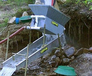 restructured water vortex machine gem
