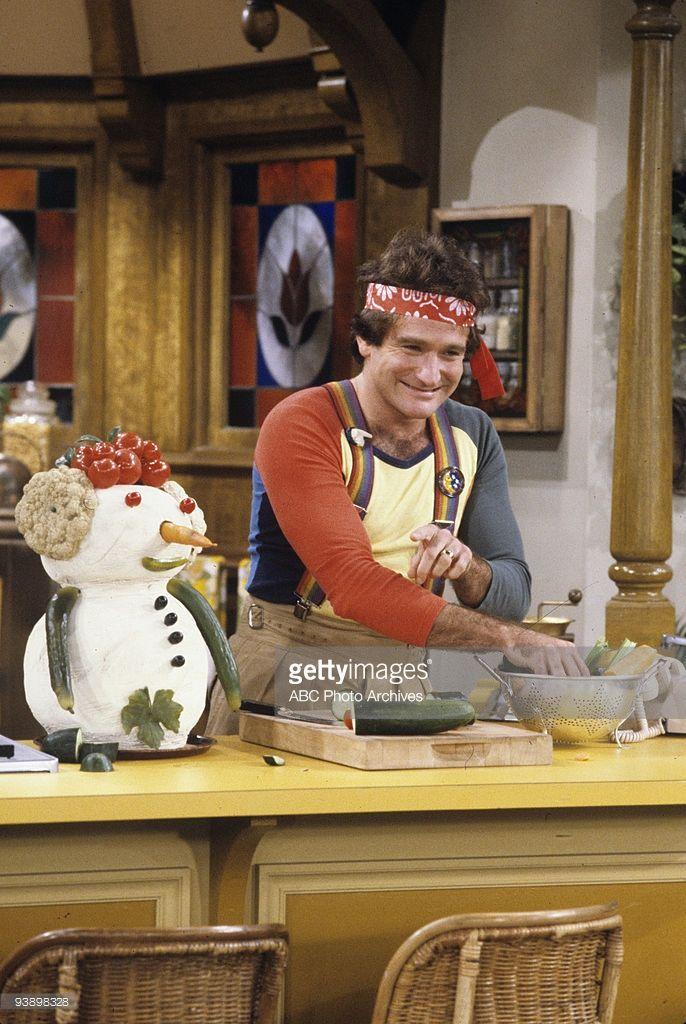 MORK & MINDY - 'Alienation' 12/3/81 Robin Williams