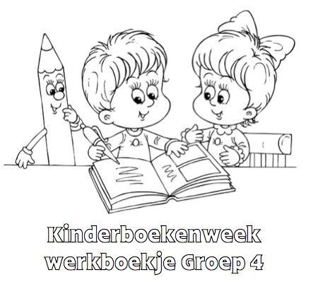 Kinderboekenweek Werkboekje Groep 4