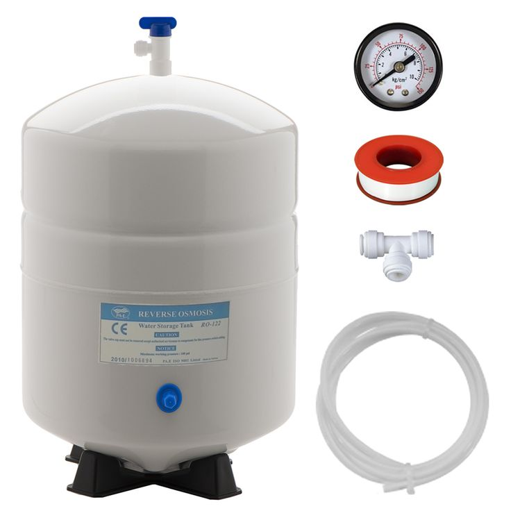 Full Set 3 0 Gallon Reverse Osmosis Ro Water Storage Tank By Pa E