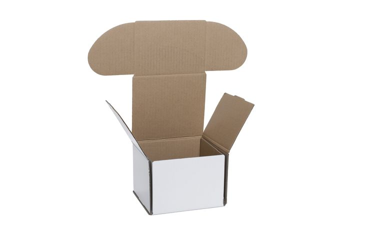 #Versandschachtel  150 x 150 x 110 mm  Innenmassen: - Länge: 150mm - Breite: 150mm - Höhe: 110mm - Menge wählbar  Stärke / Qualität: - Schichten: 3 - Welle: 1-wellig-B-Welle - Stärke: 400G/qm - Farbe: weiß  #Faltkarton #Schachtel #Minikarton #Verpackung #Versand