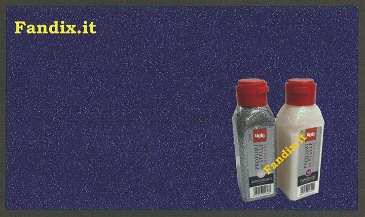 Brillantini sulle pareti? Glitter per decorazione pareti, color oro, argento e multi color. Su www.fandix.it trovi immagini e sistemi...