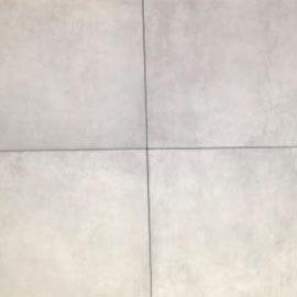 Carrelage sol intérieur blanc 50 x 50 cm Container