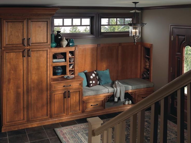 Stain correction diamond 39 s whiskey black glazed cabinet finish on cherry cabinets specific - Inviting door color ideas for welcoming the guests in sweeter way ...