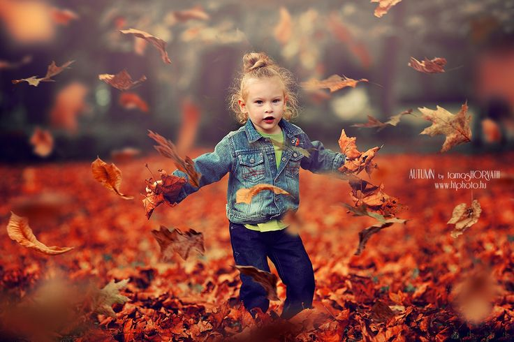 Autumn kids by HorvathTamas on 500px