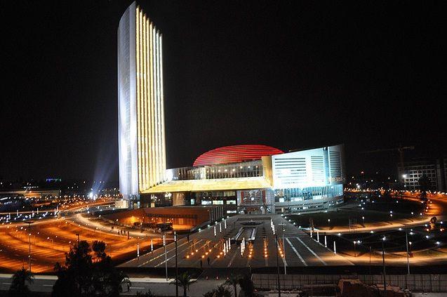 African Union Headquarters, Addis Ababa, Ethiopia