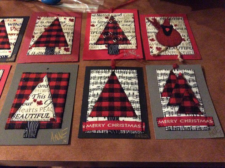 Soloart textile cards