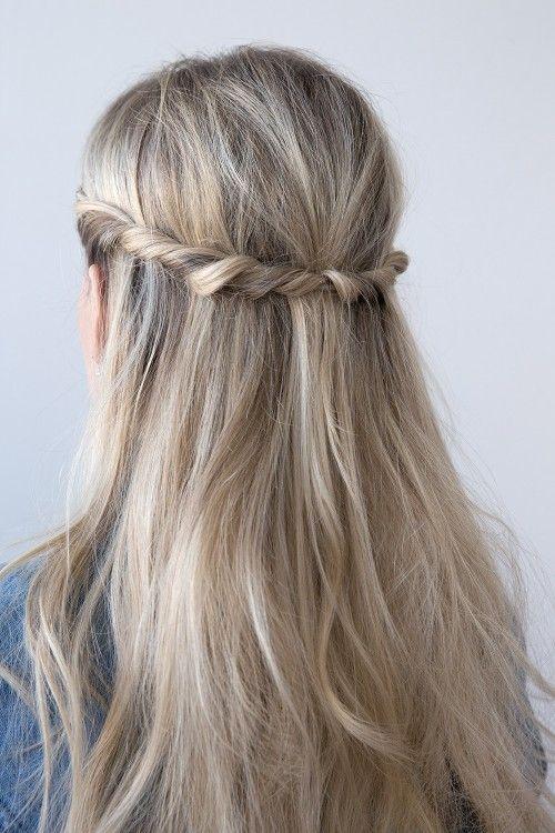 ghd Danmark |   Enkel frisure med hårbånd nr.1 – Boho look på 5 minutter