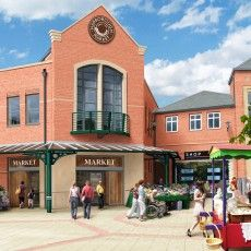The 80's market hall in Market Harborough has seen its fortunes decline over recent years leading to a tired and poorly let facility, failing to attract significant numbers of shoppers.