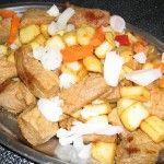 Receita de Carne de Porco Frita à Portuguesa - Receitas Já, rapidas, faceis e simples Culinária para todos!!!