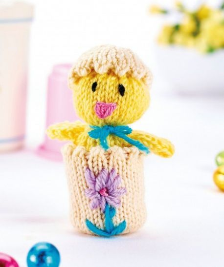 815 best free pattern knit images on pinterest big knits knit our cute little chick is a great alternative gift to traditional chocolate eggs find this pin and more on free pattern knit negle Gallery