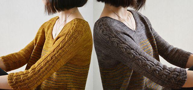 Ravelry: Lattice or Braid pattern by Ririko