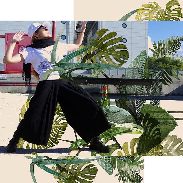Margarete Cruzemark X Envy Tee  Full post here: http://margaretcruzemark.blogspot.com/2015/11/new-personal-style-post-hitting-aphex.html