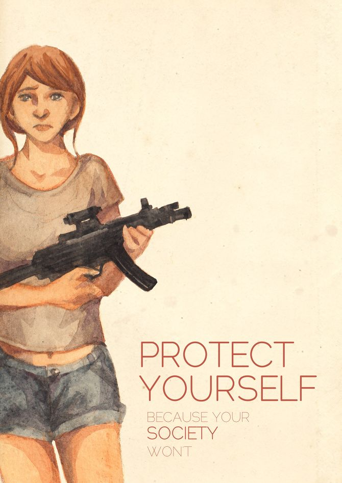 Protect Your Self because your Society Wont