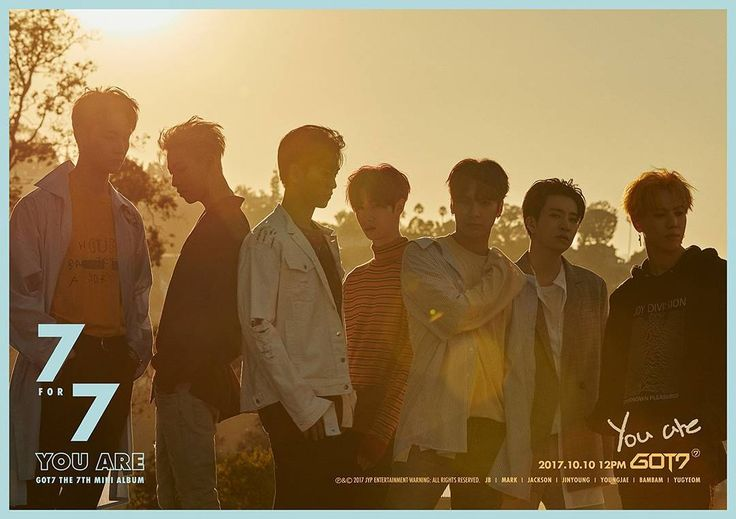 "1,256 Likes, 1 Comments - อกซ.สว.Update GOT7Thailand (@rabbitfirst_love_got7) on Instagram: ""GOT7 <7 for 7> TEASER IMAGE #GOT7 #갓세븐 #7for7 #YouAre . . Thank Cr. ✡✴⚪ #prdsdef #jaebeom…"""