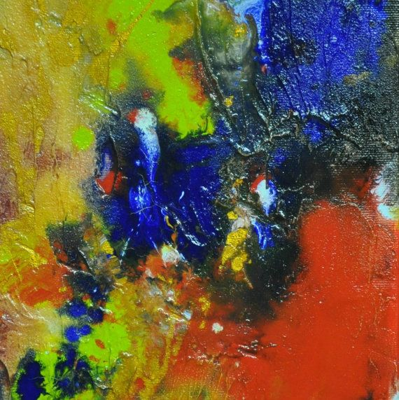 Abstract Art / Decor House / Modern art / di Daylightartgallery