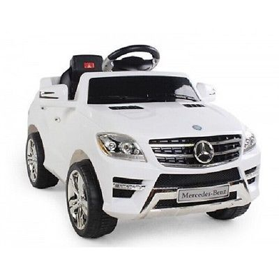 6v remote control ride on car battery power powered wheels white mercedes sale - http://hobbies-toys.goshoppins.com/electronic-battery-wind-up-toys/6v-remote-control-ride-on-car-battery-power-powered-wheels-white-mercedes-sale/