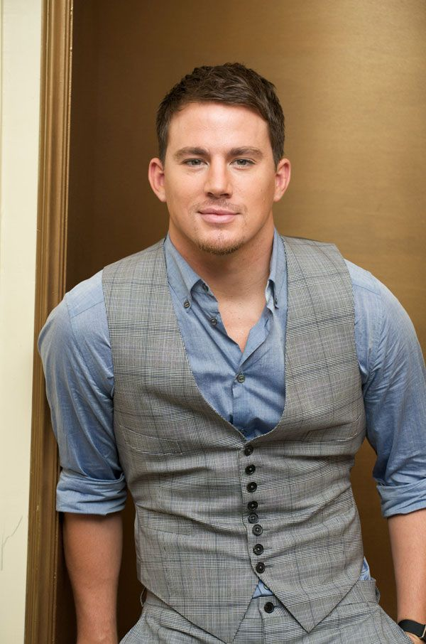 Start off your morning with some eye candy photos of Channing Tatum.