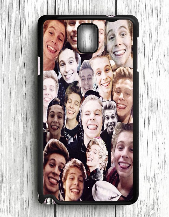 5 Second Of Summer Luke Hemmings Samsung Galaxy Note 3 | Samsung Note 3 Case