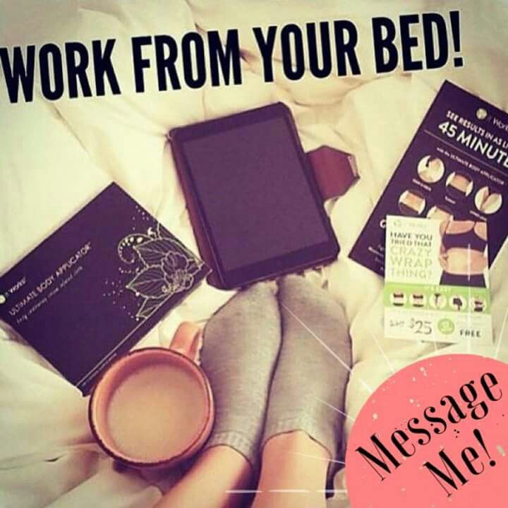 TODAY AND TOMORROW ONLY! Get two boxes of wraps for the price of one in your distributor kit. You'll also get $120 in FREE product with your first 4 customers in your first month. Don't delay! Get rid of your mondays :-) http://AlexiaCalderon.com <<-- JOIN my team