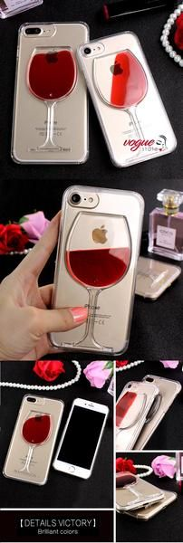 Glass of Wine iPhone Case