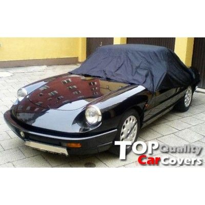 Rainproof Sun Frost Car Cover for Alfa Romeo Spider
