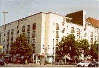 Appartmenthaus I Architekten: Hans Scharoun Georg Jacobowitz I Baujahr: 1928/29 I Adresse: Kaiserdamm 25/25a,  Königin-Elisabeth-Straße 2-6 Berlin