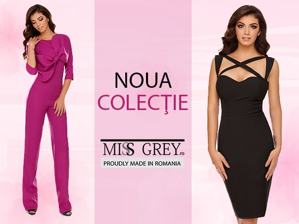 New in! Discover all the gorgeous dresses and chic overalls from the new MissGrey collection and choose your favourite