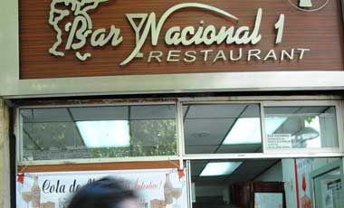 Bar Nacional abre sucursal en sector oriente de Santiago | Santiago | LA TERCERA