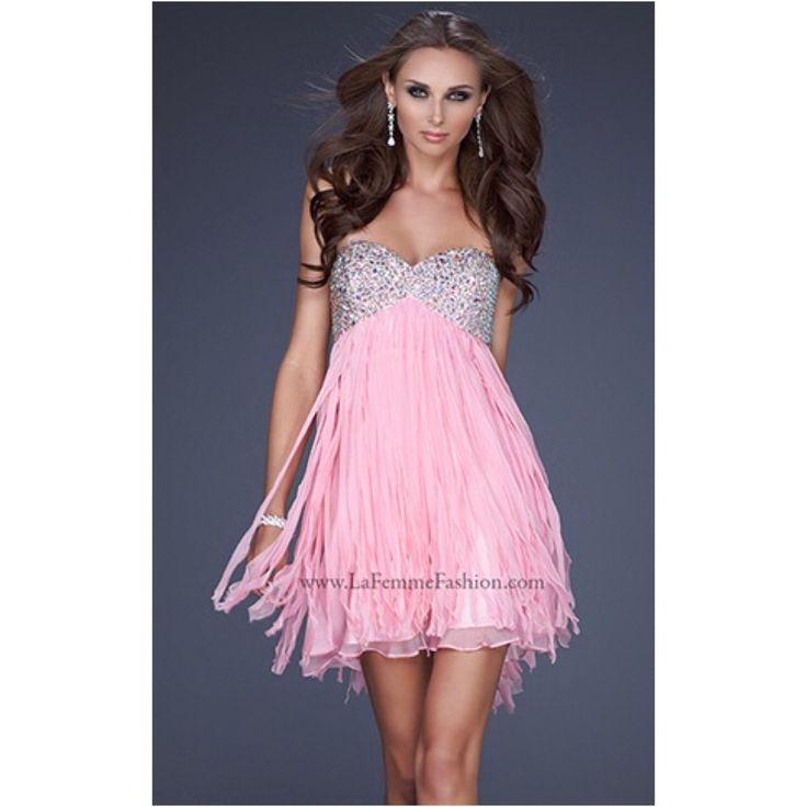 9 best Brand - La Femme images on Pinterest | Party wear dresses ...