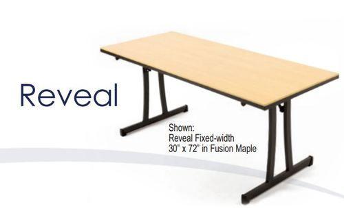 Reveal Aluminum Table