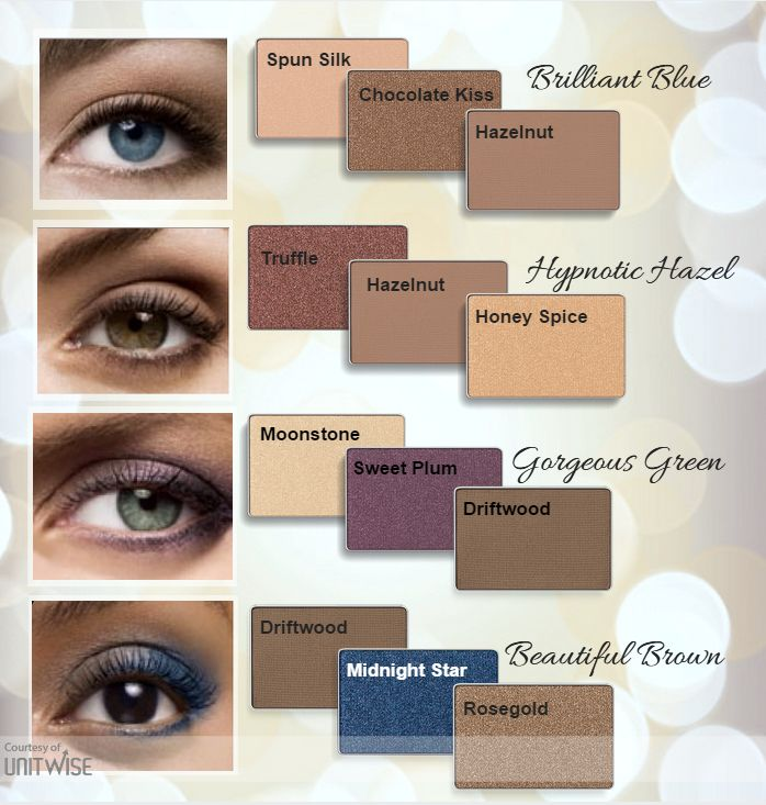 Mary Kay Eye Color. www.marykay.com/LaShon