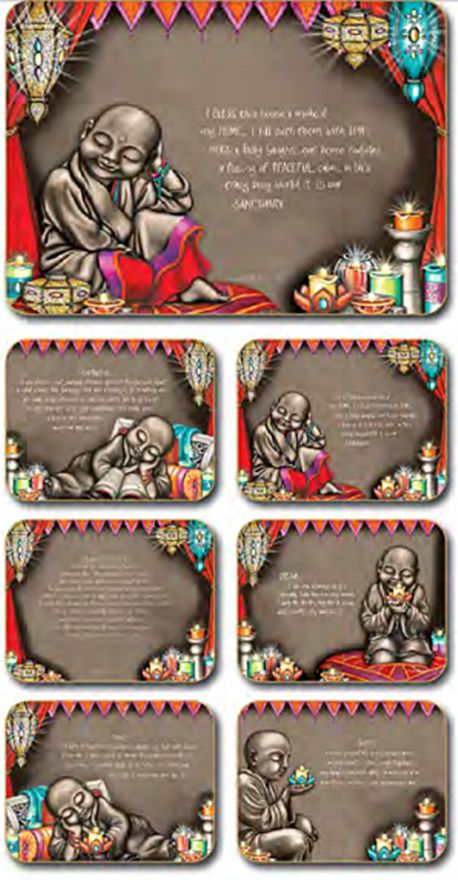 The Gecko Shack - Placemats