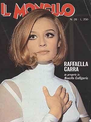 il monello 1974 copertina raffaella carrà
