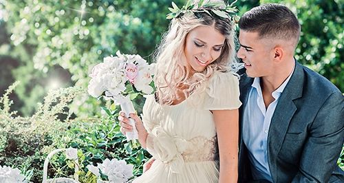 SUNNYSMILE.GR Wedding ceremony