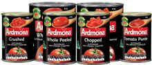 Ardmona, Australian grown tomatoes - they are delicious!