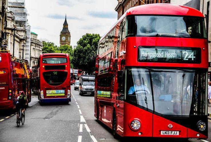 London's 10 Best Bus Routes - For parks, museums and more.