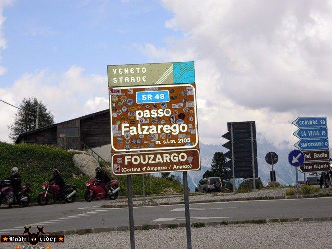 Passo Falzarego