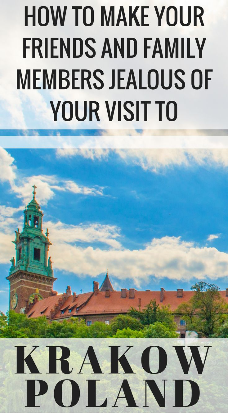 How to make your friends and family members jealous of your visit to Krakow Poland. Our 3 day Krakow Itinerary will 100% make your friends and family members jealous of your trip once you show them your photos of places normal Krakow guides do not tell you about. Discover a side of Krakow Poland that only locals know about. Click to read 3 Day Krakow Itinerary – Things to Do in Krakow https://www.divergenttravelers.com/things-to-do-in-krakow-poland/ #Poland #Krakow #Itinerary #Guide